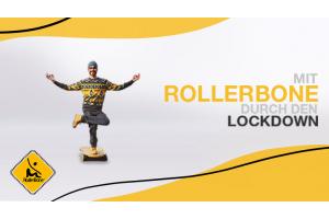 RollerBone Yoga mit dem Balance Board