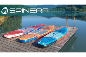 Spinera SUP Light Stand UP Paddle Board light water lake