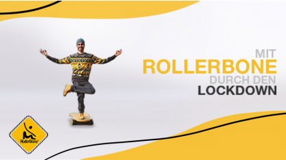 Rollerbone als Lockdown Trainer