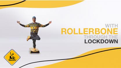 Rollerbone as your Lockdown Trainer