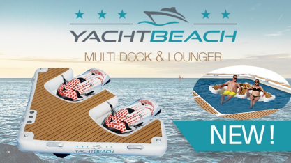 NEU! Multi Dock & Lounger