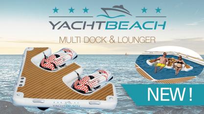 NEW! Multi Dock & Lounger