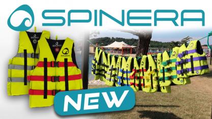 Spinera Professional Rental Vests