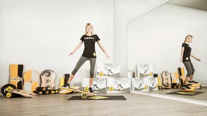 RollerBone - Fitness und Koordination to go