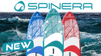Spinera SUP's