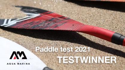 Paddel Test 2021 - Hochbewertetes Einsteiger-Carbon Paddel