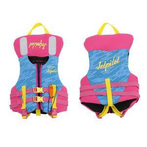 Jetpilot Cause Kids ISO 100N Neo Vest Girls