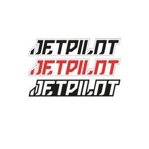 Jetpilot 8inch Mx Decal
