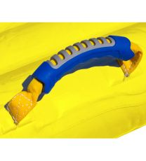 AG SP Molded Handle Plate on Yellow