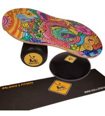 RollerBone Rizal Dragon 1.0 Pro Set+Softpad+Carpet
