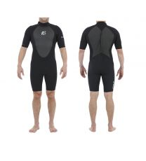 Jetpilot Flight S/S 2mm Springsuit