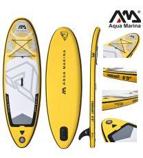 Aqua Marina Vibrant 2019 - 244x71x10cm (2019)