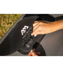Slide-in Kayak Fin for all Kayaks with AM Logo