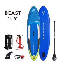Aqua Marina Beast 2021 320 x 81 x 15cm