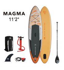 Aqua Marina Magma 2021 340 x 84 x 15cm