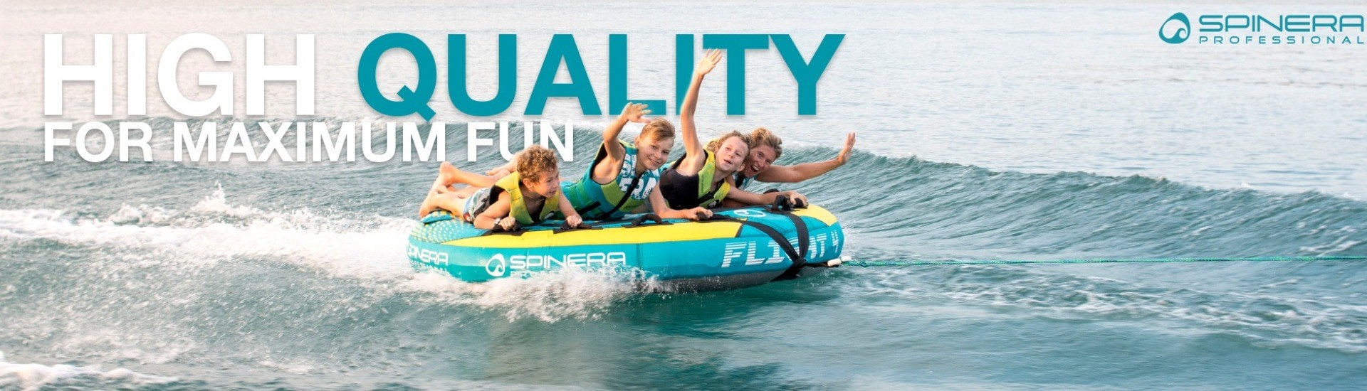 Family Tube Spinera Watersport