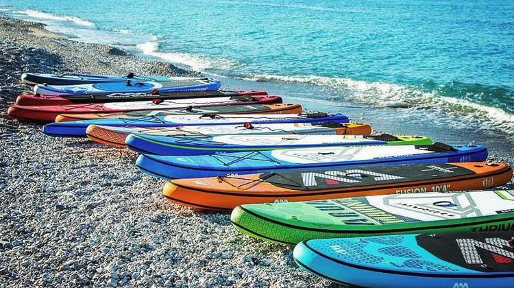 Das wird ein SUPer Sommer: Welches ist das richtige Board?