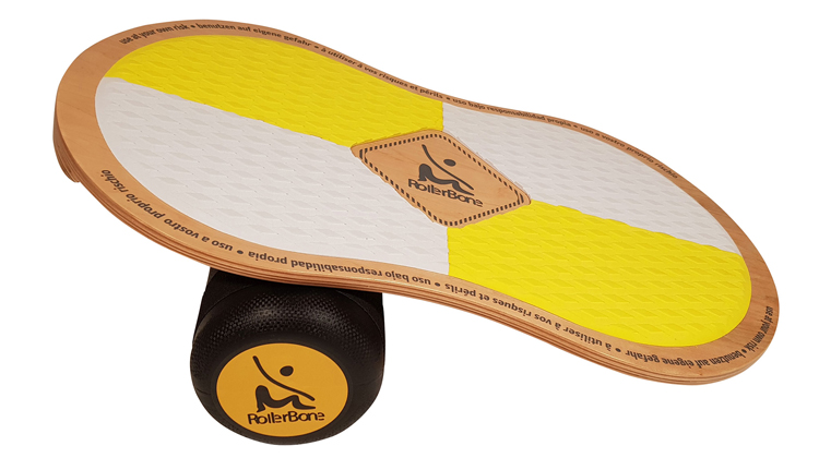 RollerBone EVA Board - geschmeidiger Begleiter indoor wie outdoor
