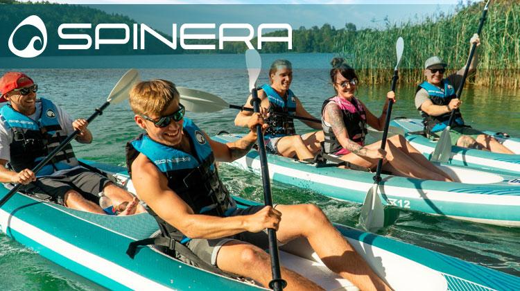 SUPKAYAK ➤ SUP und Kayak in einem