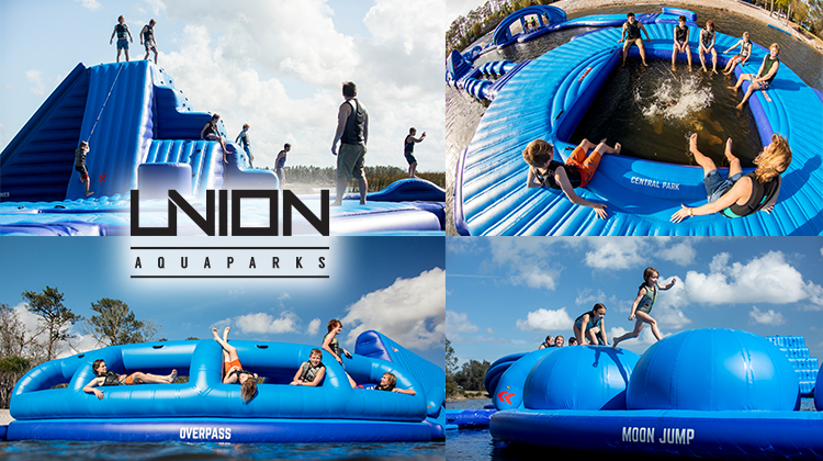 Union Aquaparks in Europa!