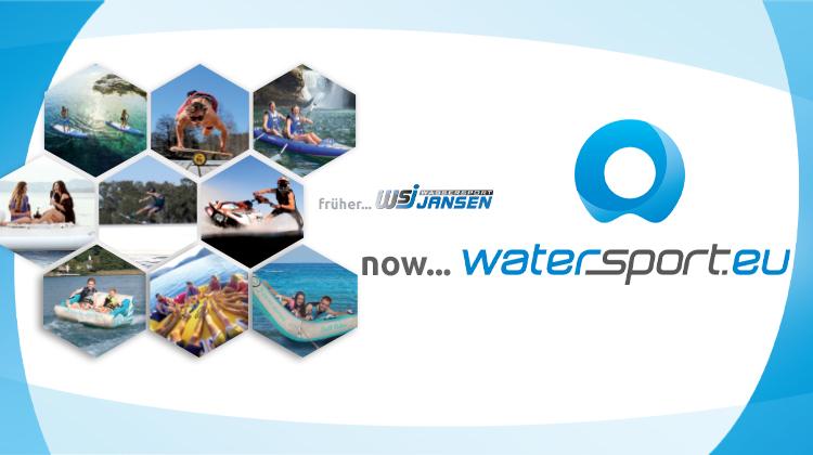 früher... Wassersport Jansen / now... watersport.eu