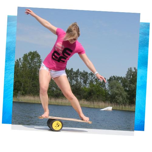 RollerBone Balance Board