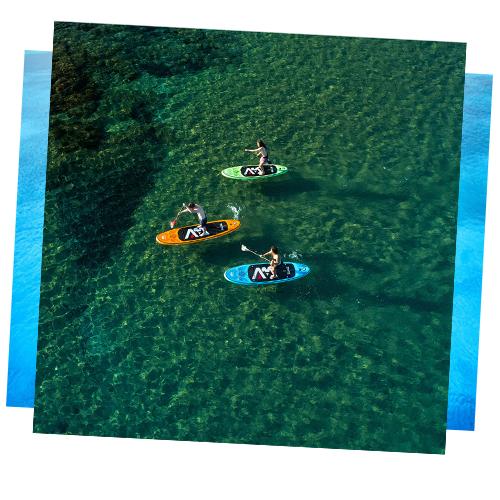 Aqua Marina SUPs